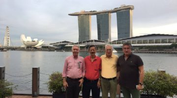 20th ANNIVERSARY OF OMS SINGAPORE