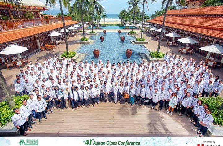 41° CONFERENZA ASEAN GLASS